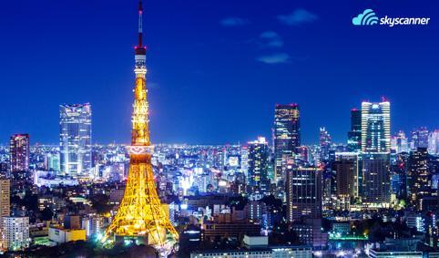 ตะลุยช้อปปิ้งโตเกียว เมืองแห่งแฟชั่นและสุดยอดเทคโนโลยีของเอเชีย