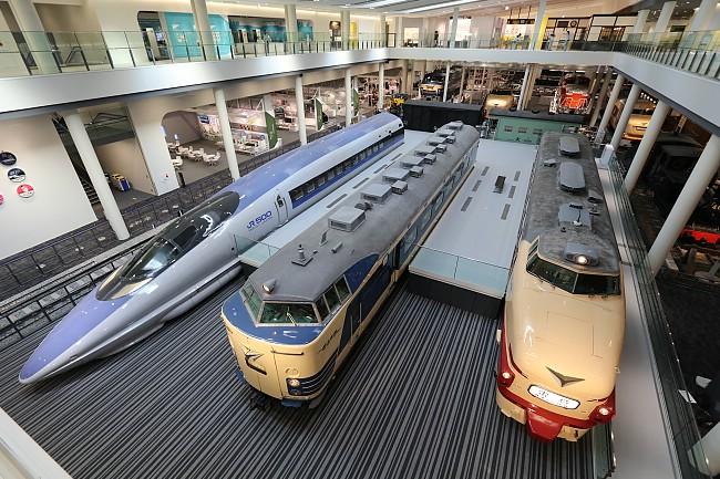 เปิดใหม่ Kyoto Railway Museum พิพิธภัณฑ์รถไฟแห่งเมืองเกียวโต